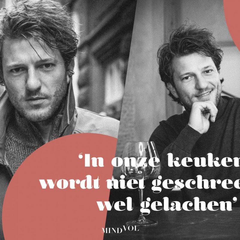 Interview met chef-kok Freek van Noortwijk voor VOL Magazine // Tanja Kok